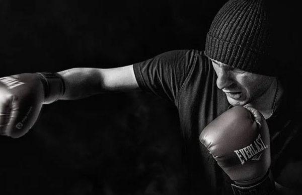 Maigrir à l'aide d'un coach de boxe
