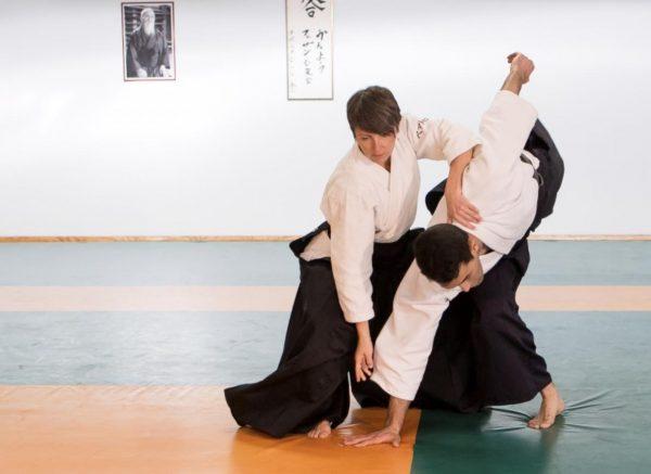 Gagner de l'argent grâce à ses connaissances sur l'aïkido